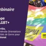 Tour d'Europe des droits LGBT+